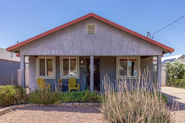 2618 N 15TH Street, Phoenix, AZ 85006 (MLS #6080993) :: Openshaw Real Estate Group in partnership with The Jesse Herfel Real Estate Group