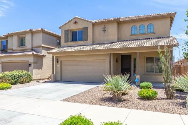 21881 S 214TH Street, Queen Creek, AZ 85142 (MLS #6081003) :: Devor Real Estate Associates