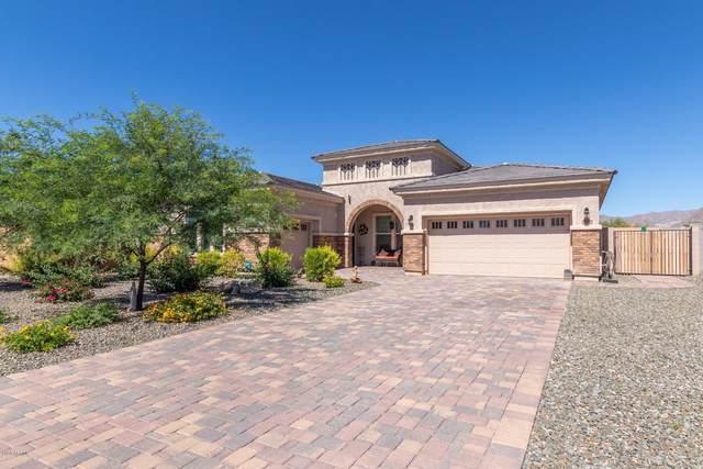 5112 N 190TH Drive, Litchfield Park, AZ 85340 (MLS #6081046) :: Riddle Realty Group - Keller Williams Arizona Realty