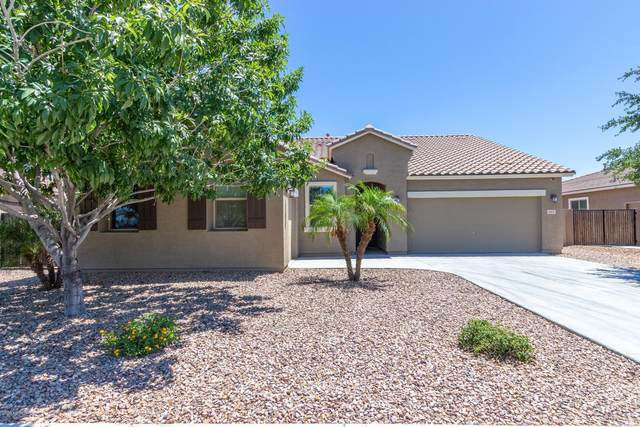 1971 E Merlot Street, Gilbert, AZ 85298 (MLS #6081052) :: Revelation Real Estate