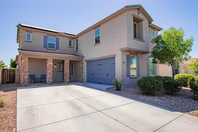 16475 N 183RD Drive, Surprise, AZ 85388 (MLS #6081058) :: The Garcia Group