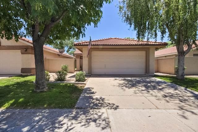 1001 W Sunward Drive, Gilbert, AZ 85233 (MLS #6081068) :: neXGen Real Estate