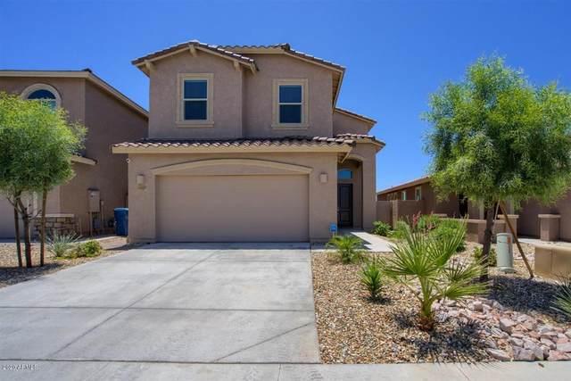 19929 W Monroe Street, Buckeye, AZ 85326 (MLS #6081071) :: Devor Real Estate Associates