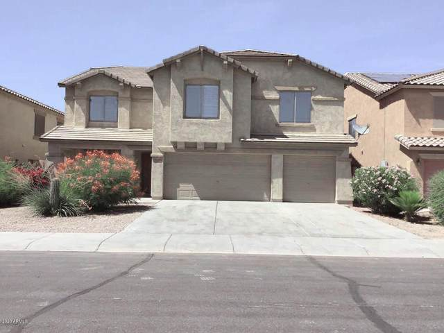 43314 W Magnolia Road, Maricopa, AZ 85138 (MLS #6081077) :: neXGen Real Estate