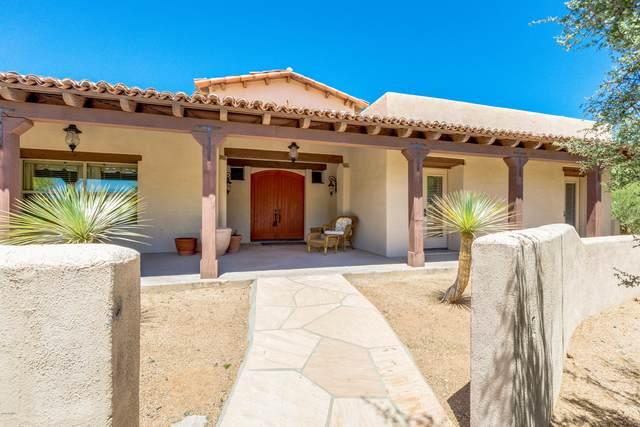 25216 N Appaloosa Trail, Scottsdale, AZ 85255 (MLS #6081095) :: Devor Real Estate Associates