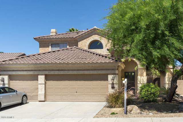 16818 S 15TH Avenue, Phoenix, AZ 85045 (MLS #6081105) :: The Laughton Team