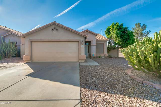 1342 E Vaughn Avenue, Gilbert, AZ 85234 (MLS #6081122) :: Power Realty Group Model Home Center