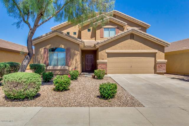 5285 S 239TH Drive, Buckeye, AZ 85326 (MLS #6081132) :: Brett Tanner Home Selling Team
