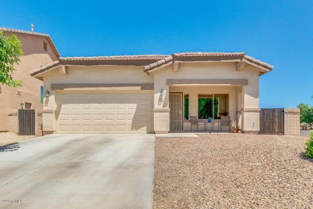 654 E Payton Circle, San Tan Valley, AZ 85140 (MLS #6081139) :: My Home Group