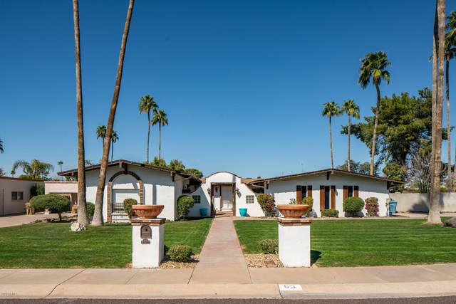 65 E Canterbury Court, Phoenix, AZ 85022 (MLS #6081220) :: Devor Real Estate Associates