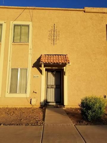 8226 N 32ND Drive, Phoenix, AZ 85051 (#6081232) :: Luxury Group - Realty Executives Arizona Properties
