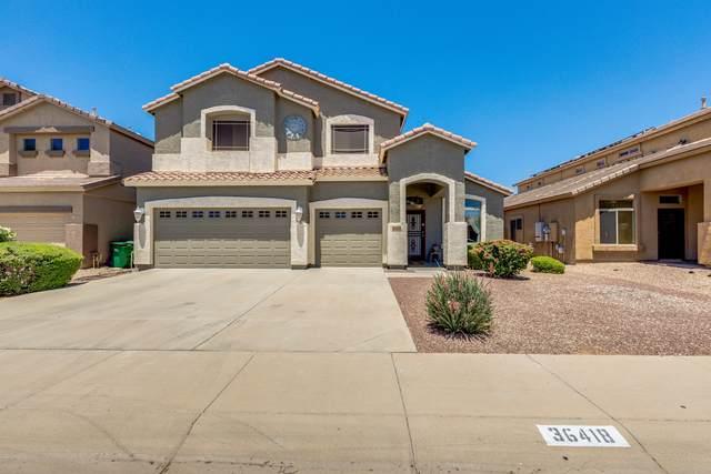 36418 W Costa Blanca Drive, Maricopa, AZ 85138 (MLS #6081243) :: The W Group