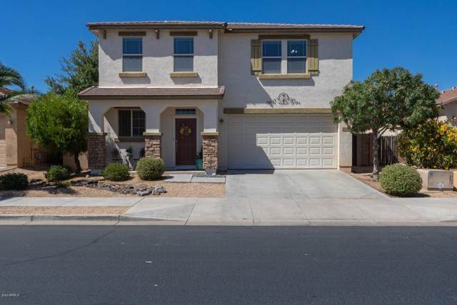 17336 W Monroe Street, Goodyear, AZ 85338 (MLS #6081251) :: Kepple Real Estate Group
