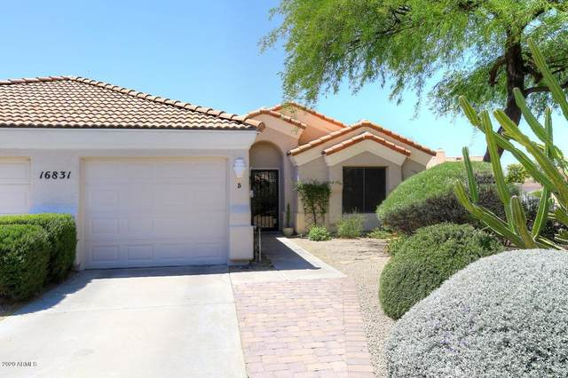 16831 E Mirage Crossing Court B, Fountain Hills, AZ 85268 (MLS #6081253) :: Kepple Real Estate Group