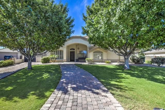 3767 E Pinon Way, Gilbert, AZ 85234 (MLS #6081254) :: Riddle Realty Group - Keller Williams Arizona Realty