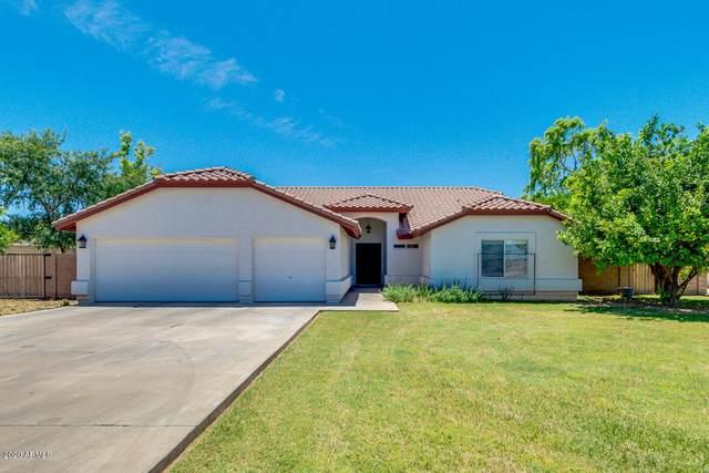 4447 W Ardmore Road, Laveen, AZ 85339 (MLS #6081264) :: Revelation Real Estate