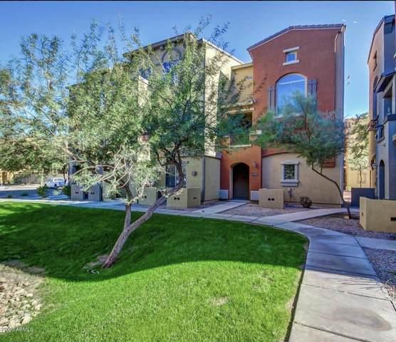 2402 E 5TH Street #1703, Tempe, AZ 85281 (MLS #6081287) :: Keller Williams Realty Phoenix