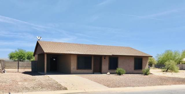10516 W Catalina Drive, Arizona City, AZ 85123 (MLS #6081288) :: The Results Group
