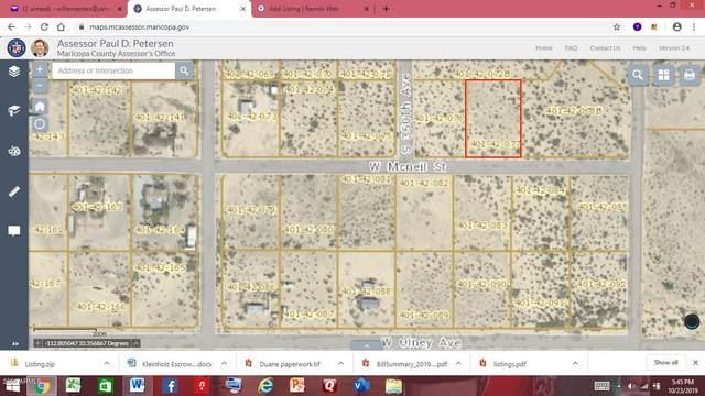 0 W Mcniel Street, Arlington, AZ 85322 (MLS #6081308) :: Keller Williams Realty Phoenix