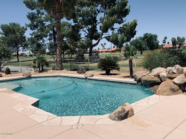 21011 N 124TH Drive, Sun City West, AZ 85375 (MLS #6081311) :: Maison DeBlanc Real Estate