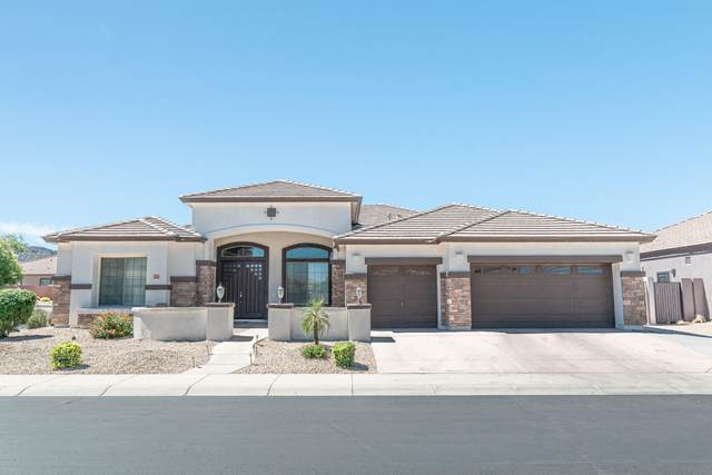 4311 W Pearce Road, Laveen, AZ 85339 (MLS #6081313) :: Lux Home Group at  Keller Williams Realty Phoenix