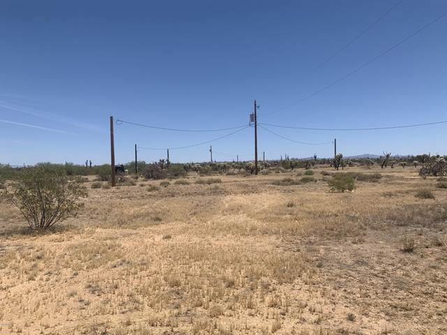 0 E Dolores Road, Florence, AZ 85132 (MLS #6081320) :: Conway Real Estate