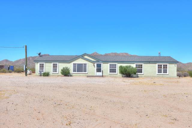 2618 N Bronco Road, Maricopa, AZ 85139 (MLS #6081326) :: The W Group