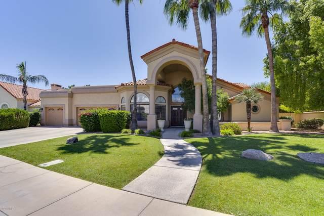 1303 E Treasure Cove Drive, Gilbert, AZ 85234 (MLS #6081337) :: Riddle Realty Group - Keller Williams Arizona Realty