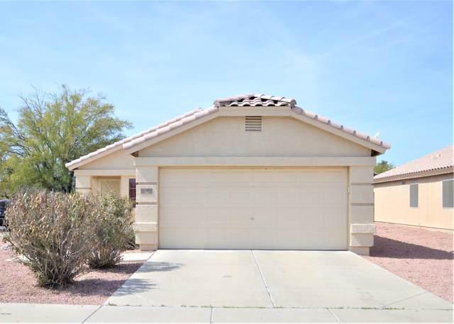 12302 N Palm Street, El Mirage, AZ 85335 (MLS #6081342) :: Riddle Realty Group - Keller Williams Arizona Realty