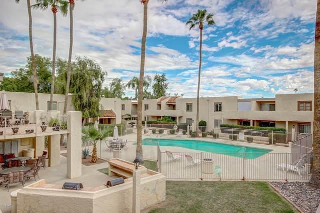 3313 N 68TH Street #129, Scottsdale, AZ 85251 (MLS #6081350) :: BIG Helper Realty Group at EXP Realty