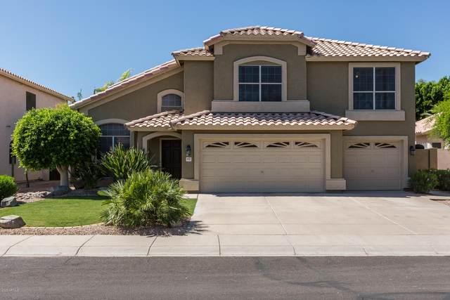 4659 E Harwell Street, Gilbert, AZ 85234 (MLS #6081376) :: The Bill and Cindy Flowers Team