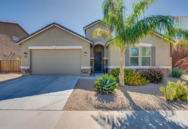 7909 S 41ST Drive, Laveen, AZ 85339 (MLS #6081381) :: The W Group