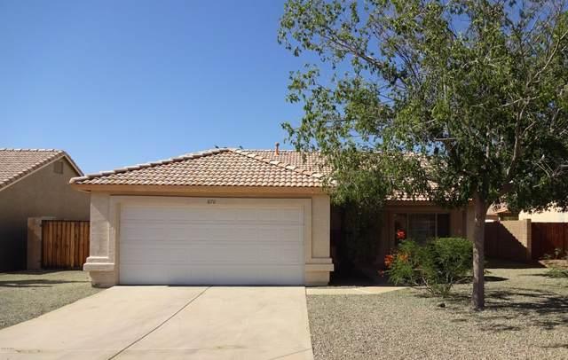 870 W 15TH Avenue, Apache Junction, AZ 85120 (MLS #6081397) :: Yost Realty Group at RE/MAX Casa Grande