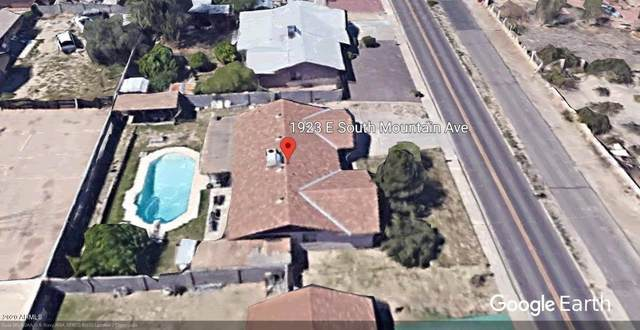 1923 E South Mountain Avenue, Phoenix, AZ 85042 (MLS #6081419) :: Dijkstra & Co.