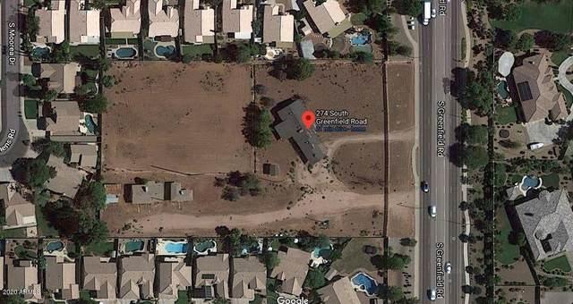 274 S Greenfield Road, Gilbert, AZ 85296 (MLS #6081432) :: Scott Gaertner Group