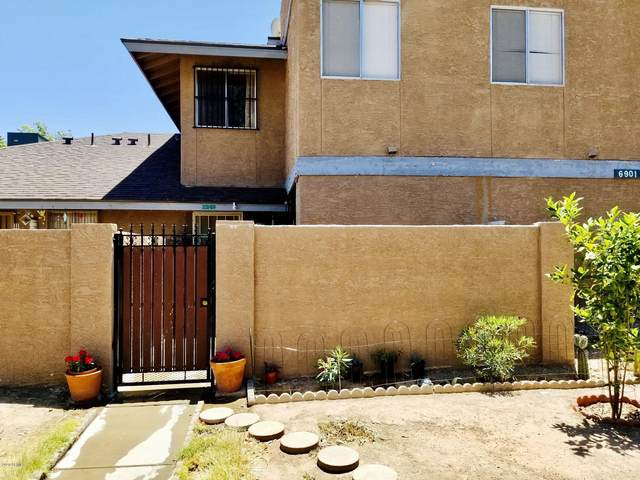 6901 W Monterosa Street #1244, Phoenix, AZ 85033 (MLS #6081436) :: Openshaw Real Estate Group in partnership with The Jesse Herfel Real Estate Group