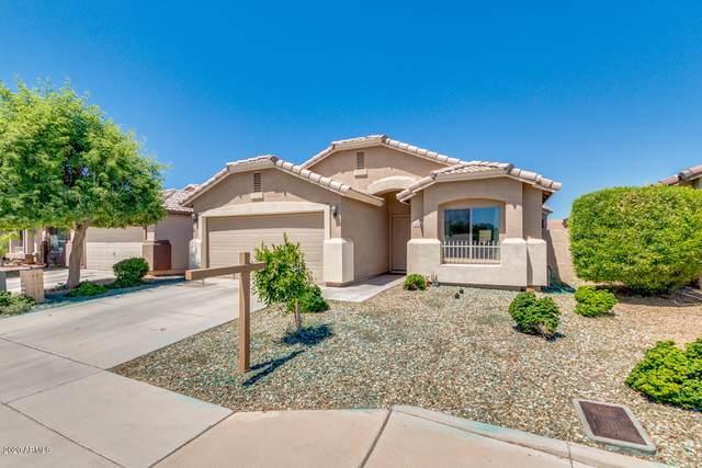 2018 S 100TH Lane, Tolleson, AZ 85353 (MLS #6081473) :: Kepple Real Estate Group