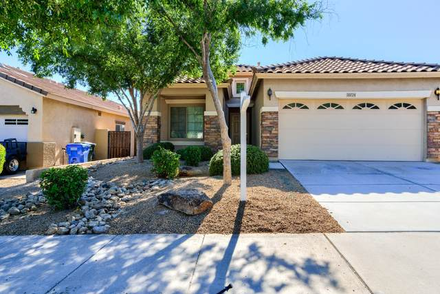 33724 N 26TH Avenue, Phoenix, AZ 85085 (MLS #6081481) :: The Property Partners at eXp Realty