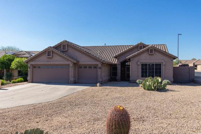 4430 E Via Dona Road, Cave Creek, AZ 85331 (MLS #6081482) :: Openshaw Real Estate Group in partnership with The Jesse Herfel Real Estate Group