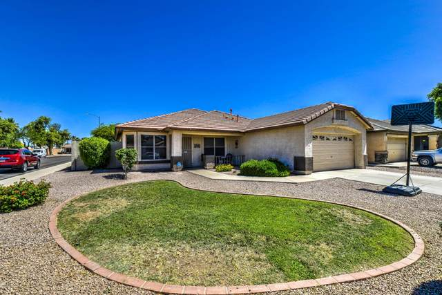 12918 W Vernon Avenue, Avondale, AZ 85392 (MLS #6081484) :: Riddle Realty Group - Keller Williams Arizona Realty