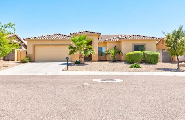 2811 W 17TH Avenue, Apache Junction, AZ 85120 (MLS #6081502) :: Devor Real Estate Associates