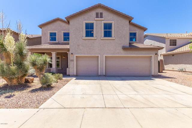 2624 N Presidential Drive, Florence, AZ 85132 (MLS #6081512) :: Conway Real Estate
