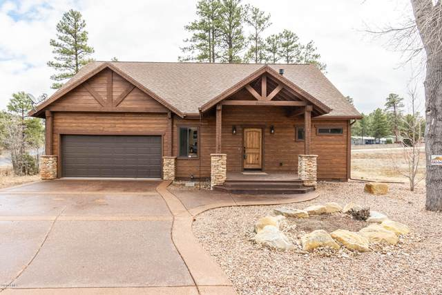 600 S Mountain Pines Avenue, Show Low, AZ 85901 (MLS #6081529) :: Devor Real Estate Associates