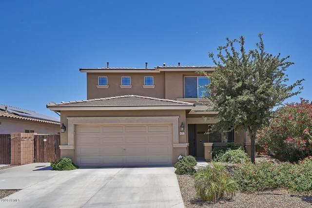 40811 N Hemlock Street, Queen Creek, AZ 85140 (MLS #6081540) :: My Home Group