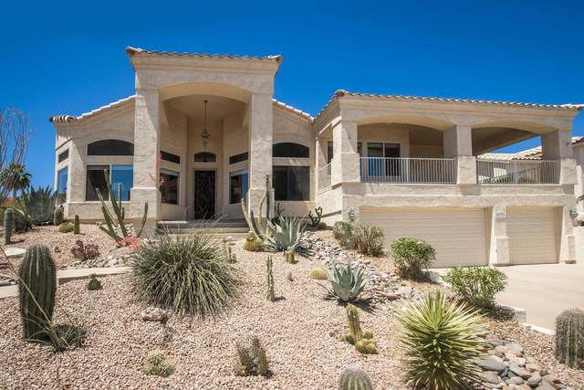 15779 E Palomino Boulevard, Fountain Hills, AZ 85268 (MLS #6081542) :: Kepple Real Estate Group