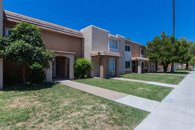 7126 N 19TH Avenue #169, Phoenix, AZ 85021 (MLS #6081545) :: Devor Real Estate Associates