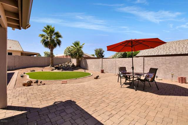 9082 E Cedar Basin Lane, Gold Canyon, AZ 85118 (MLS #6081605) :: Lucido Agency