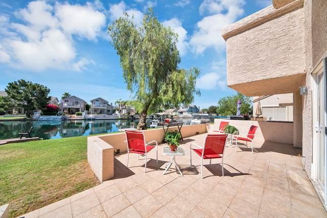 1401 W Coral Reef Drive, Gilbert, AZ 85233 (MLS #6081608) :: neXGen Real Estate