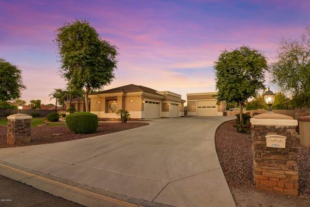 23955 N 71ST Avenue, Peoria, AZ 85383 (MLS #6081614) :: Keller Williams Realty Phoenix
