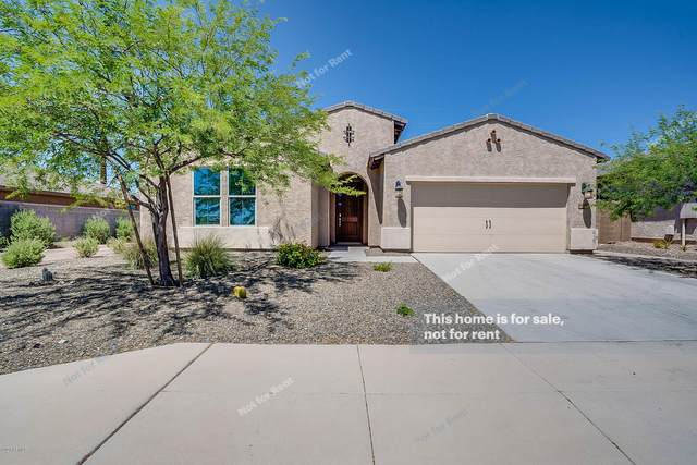 43416 N Hudson Trail, New River, AZ 85087 (MLS #6081621) :: Riddle Realty Group - Keller Williams Arizona Realty